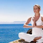 Méditation à Hawaii